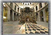 Tour the Holy Sepulchre & Church of Resurrection 3D View